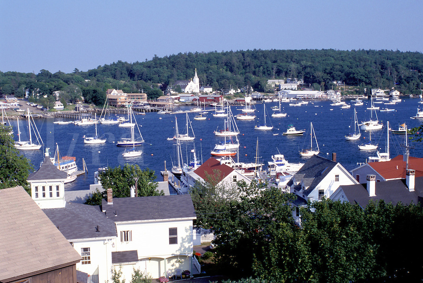 Boothbay Harbor Maine Hotels Motels