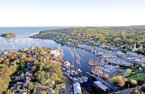 Camden Maine Vacation