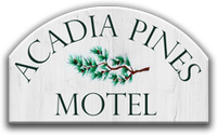 Acadia Pines Motel in Bar Harbor ME