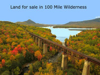 moosehead lake wandern